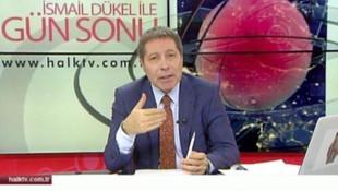 İsmail Dükel Halk TV'den kovuldu