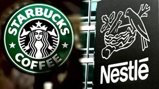 Nestle ile Starbucks'tan dev anlaşma