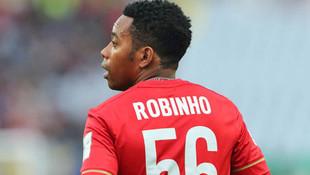 Robinho'dan flaş transfer açıklaması !