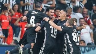 Beşiktaş - Partizan: 3-0