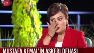 Ünlü sunucu Didem Arslan Yılmaz'ın gözyaşları