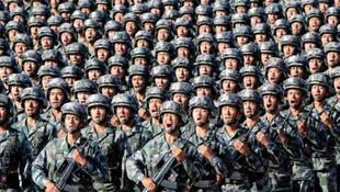 Çin ordusu Esed'e destek için Türkiye sınırına geliyor