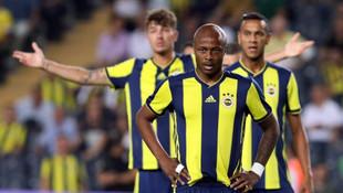 Fenerbahçe'de Ayew depremi !