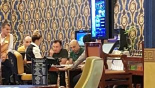 Bakırköy Belediye Başkanı kumar masasında görüntülendi