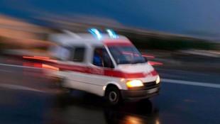 KKTC'de patlama: 5 yaralı