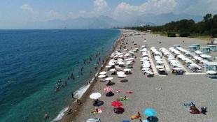 Antalya kavruluyor