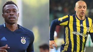 Fenerbahçe Aatif ve Kameni'nin sözleşmesini donduruyor