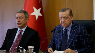 Erdoğan ve Akar için suç duyurusu