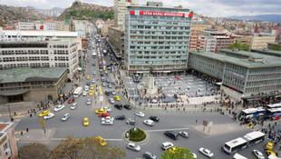 Ankara'da trafiği rahatlatacak projeye onay