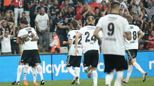 Beşiktaş - Malatyaspor: 2-1