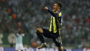 Konyaspor - Fenerbahçe: 0-1