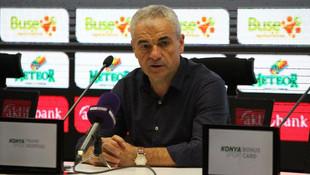 Rıza Çalımbay'dan maç sonu açıklaması