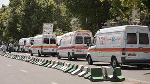 İran'da katliam gibi kaza: 19 ölü, 27 yaralı