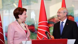 CHP ve İYİ Parti'den yerelde ortak aday