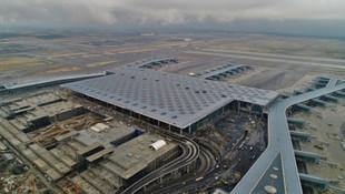Dünya devleri 3. Havalimanı için sıraya girdi !