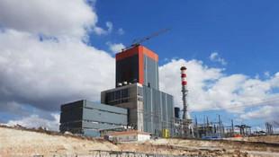 Çanakkale'de termik santralde korkutan patlama