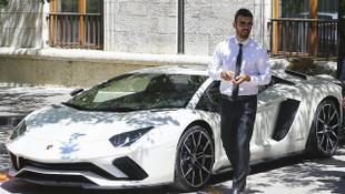 Milletvekilinden satılık Lamborghini !