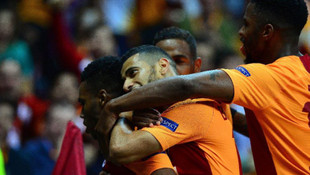 Galatasaray'dan 7 maç sonra bir ilk !