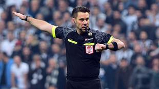 Fenerbahçe-Beşiktaş derbisini hakem Fırat Aydınus yönetecek