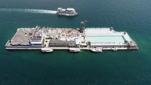 Galatasaray Adası için mahkeme kararını verdi !