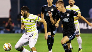 Dinamo Zagreb - Fenerbahçe: 4-1