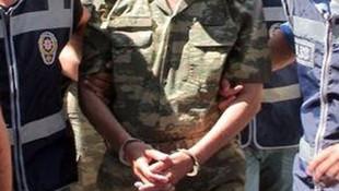 110 asker hakkında gözaltı kararı