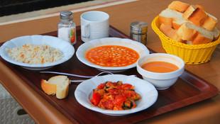 Öğrenci yurtlarında yiyeceklere zam