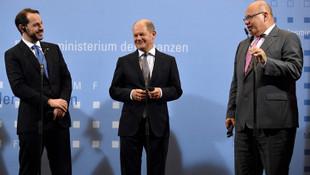 Almanya'daki kritik toplantıdan önemli mesajlar