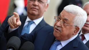 Filistin Devlet Başkanı'ndan müzakere açıklaması