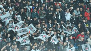 Beşiktaş'tan derbiye gidecek olan taraftarlar için açıklama