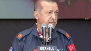 Cumhurbaşkanı Erdoğan: Bağımsızlığın ilk şartı teknoloji üretmektir