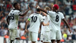 Beşiktaş'tan Avrupa'da büyük başarı !