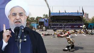 İran liderinden zehir zemberek sözler
