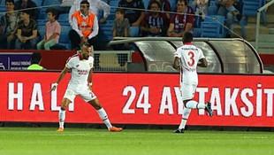 Yasin Öztekin'in gol sevinci sosyal medyayı salladı