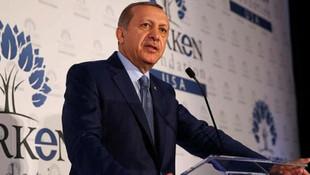 Erdoğan: Türkiye olmasaydı felaket yaşanacaktı