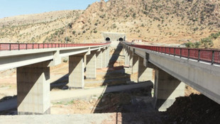 PKK'nın 6 kez sabotaj düzenlediği tünel açıldı