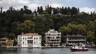 İstanbul Boğazı'nda 60 yalı satılık
