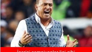 Galatasaray yenildi, capslar patladı !