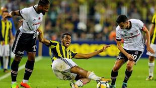 Süper Lig'de 1,4 milyarlık derbi !