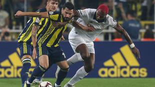 Fenerbahçe - Beşiktaş: 1-1