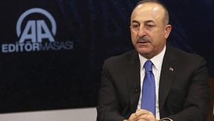 Çavuşoğlu: ''Türkiye'nin omuzlarına bırakıldı''