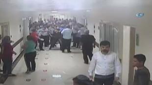 Adana'da acil serviste büyük kavga !