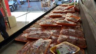 Tavuk eti fiyatı esnafı isyan ettirdi !