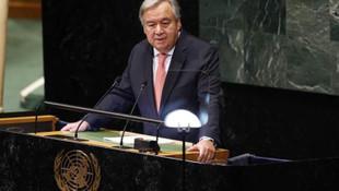 BM Genel Sekreteri'nden dünyaya çağrı