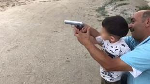 Ankara'da rezalet ! 4 yaşındaki çocuğunun görüntülerini internete yükledi
