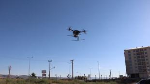 Trafikte drone ile trafik cezası dönemi başladı !