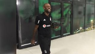 Vagner Love Beşiktaşlıları kızdırdı !