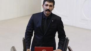 HDP'den ayrılacağı iddiaları vardı... İlginç mesaj !