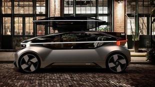Yok artık Volvo ! Oturma odası görünümlü otomobil