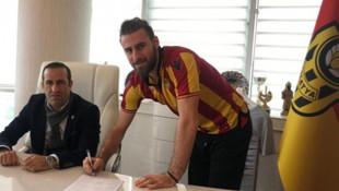 Evkur Yeni Malatyaspor Yiğithan Güveli ile 2.5 yıllık sözleşme imzaladı